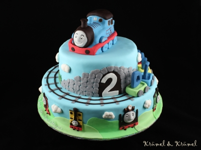 Thomas die lokomotive kuchen deko